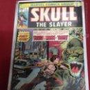 Cómics: MARVEL COMICS - SKULL THE SLAYER NUMERO 1 REF.21. Lote 48591675