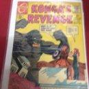 Cómics: CHARLTON COMICS - KONGA`S REVENGE - NUMERO 1 REF.21. Lote 48591962