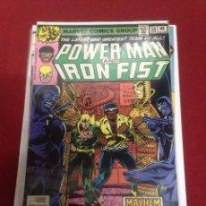 Cómics: MARVEL COMICS - POWER MAN AND IRON FIST - NUMERO 56. Lote 48601280