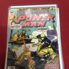 Cómics: MARVEL COMICS - LUKE CAGE POWER MAN - NUMERO 41. Lote 48601302