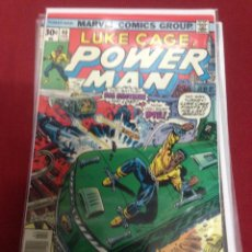 Cómics: MARVEL COMICS - LUKE CAGE POWER MAN - NUMERO 40. Lote 48601304