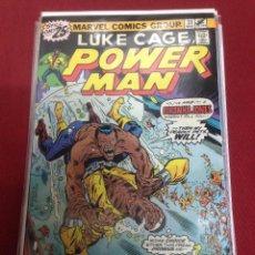 Cómics: MARVEL COMICS - LUKE CAGE POWER MAN - NUMERO 31. Lote 48601315