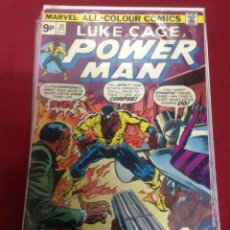 Cómics: MARVEL COMICS - LUKE CAGE POWER MAN - NUMERO 30. Lote 48601323