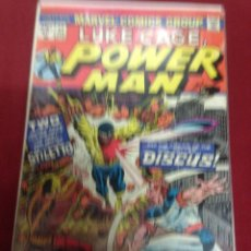 Cómics: MARVEL COMICS - LUKE CAGE POWER MAN - NUMERO 22. Lote 48601370