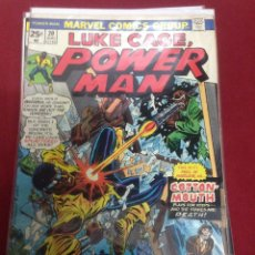Cómics: MARVEL COMICS - LUKE CAGE POWER MAN - NUMERO 20. Lote 48601383