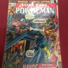 Cómics: MARVEL COMICS - LUKE CAGE POWER MAN - NUMERO 18. Lote 48601391