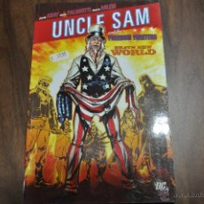 Cómics: UNCLE SAM AND THE FREEDOM FIGHTERS. Lote 48633328