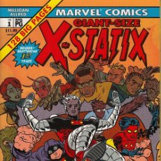 Cómics: X-STATIX TPB # 1 - GOOD OMENS (MARVEL,2003) - MIKE ALLRED. Lote 48677853