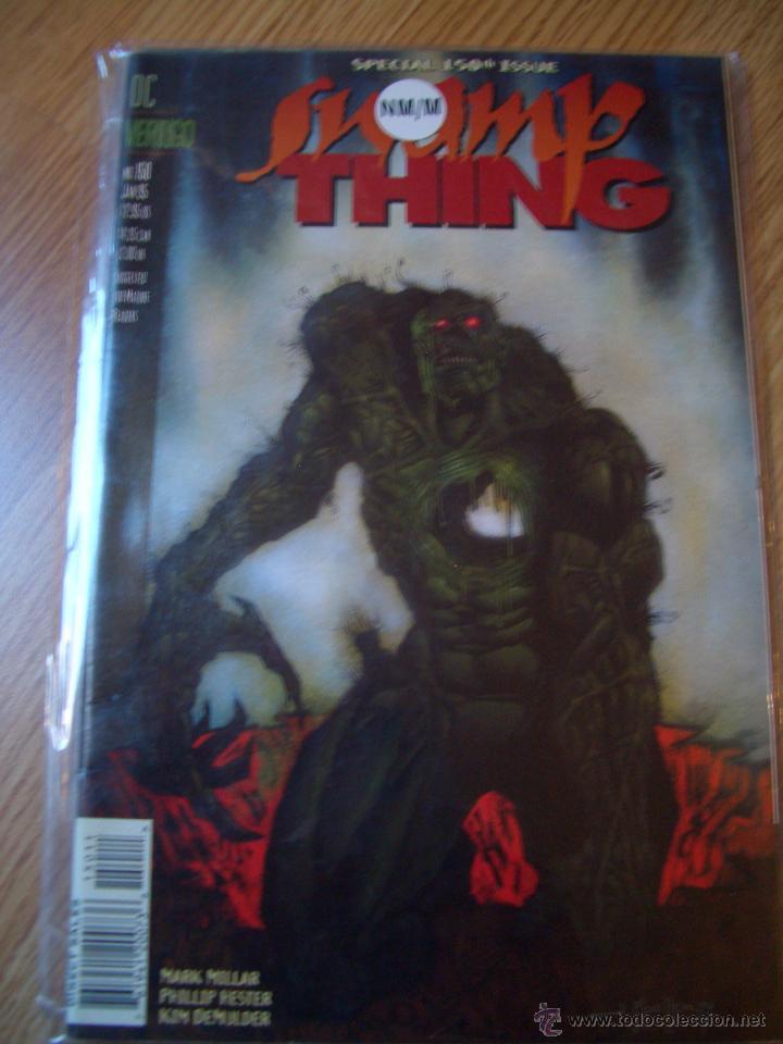 SWAMP THING #150 (D.C. - VERTIGO, 1995) (Tebeos y Comics - Comics Lengua Extranjera - Comics USA)