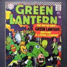 Cómics: GREEN LANTERN Nº 46. CÓMIC ORIGINAL AMERICANO. DC COMICS.. Lote 49101613