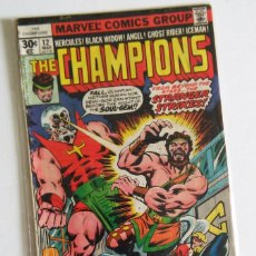 Fumetti: US MARVEL: THE CHAMPIONS 12. BYRNE.. Lote 49209528