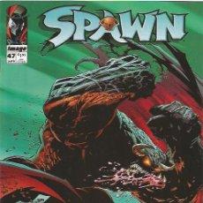 Cómics: SPAWN VOL.1 # 47 (IMAGE,1996) - GREG CAPULLO. Lote 49690158