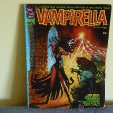 Cómics: VAMPIRELLA Nº 2 /WARREN PUBLISHING/ EN INGLÉS. Lote 49862963