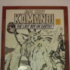 Cómics: KAMANDI 01 ARTIST EDITION DE JACK KIRBY (INGLES) IDW. Lote 50202132