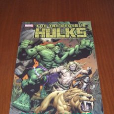 Cómics: INCREDIBLE HULKS PLANET SAVAGE TPB (2011) - GREG PAK - INCREÍBLES HULKS - HULK USA. Lote 50065579