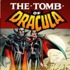 Cómics: THE TOMB OF DRACULA TPB # 2 (MARVEL,2010) - GENE COLAN - MARV WOLFMAN. Lote 50127520