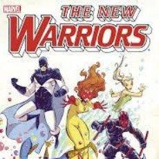 Cómics: NEW WARRIORS OMNIBUS HC - MARVEL - 1064 PÁG. - FABIAN NICIEZA MARK BAGLEY. Lote 50252417