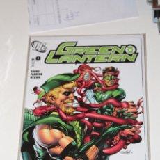 Cómics: GREEN LANTERN 8 VOLUMEN 4 DC ORIGINAL EN INGLES GEOFF JOHNS 2005 SERIES VARIANT. Lote 50313439