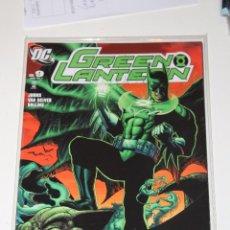 Cómics: GREEN LANTERN 9 VOLUMEN 4 DC ORIGINAL EN INGLES GEOFF JOHNS 2005 SERIES VARIANT. Lote 50313441
