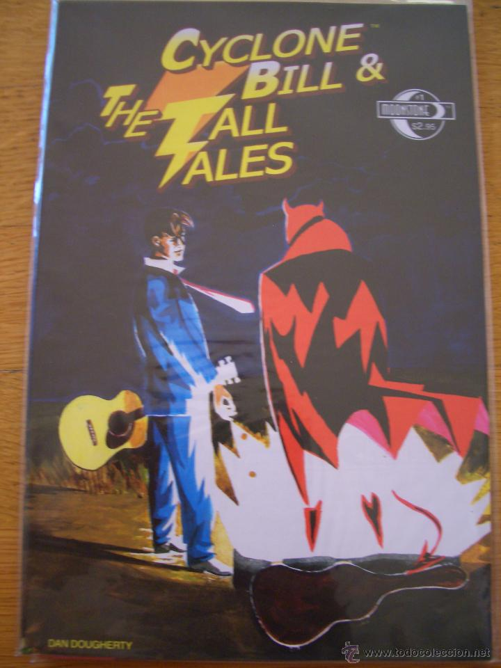 CYCLONE BILL & THE TALL TALES (MOONSTONE PRESS, 2004) (Tebeos y Comics - Comics Lengua Extranjera - Comics USA)