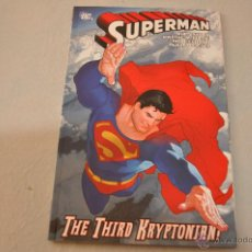 Cómics: SUPERMAN THE THIRD KRIPTONIAN. Lote 50460491