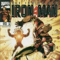 Cómics: IRON MAN #15, MARVEL, 1.999, USA. Lote 50470751