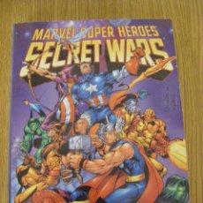Cómics: MARVEL SUPER HEROES SECRET WARS - TPB - 2001 - IMPORTACIÓN USA. Lote 50515577