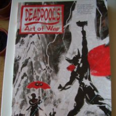 Cómics: DEADPOOL'S ART OF WAR (MARVEL, 2014). Lote 50593864