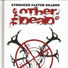 Cómics: THE OTHER DEAD (IDW,2014) - SECOND PRINT - HARDCOVER - TAPA DURA - ZOMBIE. Lote 50638583