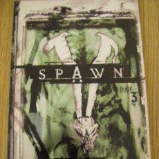 Cómics: SPAWN BOOK 3 - COMIC SPAWN DEL 12 AL 15 - IMPORTACIÓN USA - TODD MCFARLANE - INGLÉS. Lote 50661795