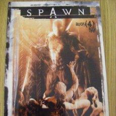 Cómics: SPAWN BOOK 4 - COMIC SPAWN DEL Nº 16 AL 20 - IMPORTACIÓN USA - TODD MCFARLANE - INGLÉS. Lote 50661835