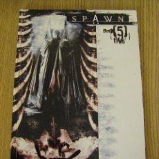 Cómics: SPAWN BOOK 5 - COMIC SPAWN DEL Nº 21 AL 25 - IMPORTACIÓN USA - TODD MCFARLANE - INGLÉS. Lote 50661913