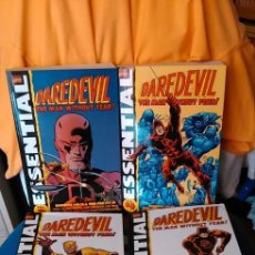 Cómics: ESSENTIAL DAREDEVIL Nº 1-2-3-4. Lote 50703854