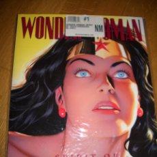 Cómics: WONDER WOMAN: SPIRIT OF TRUTH (DC, 2001). Lote 51039283