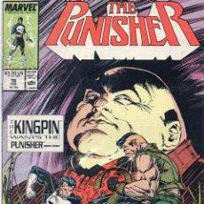 Cómics: COMIC MARVEL USA 1989 PUNISHER VOL2 Nº 16 (EXCELENTE ESTADO). Lote 51074210