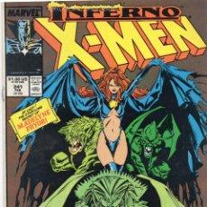 Cómics: COMIC MARVEL USA 1989 UNCANNY X-MEN Nº 241 EXCELENTE ESTADO. Lote 51074247