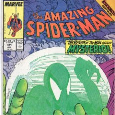 Cómics: COMIC MARVEL USA 1989 AMAZING SPIDERMAN Nº 311 EXCELENTE. Lote 165991802