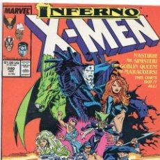 Cómics: COMIC MARVEL USA 1989 UNCANNY X-MEN Nº 240 EXCELENTE ESTADO. Lote 51195870