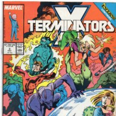 Cómics: COMIC MARVEL USA 1988 X-TERMINATORS Nº 3 EXCELENTE ESTADO. Lote 51381578