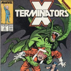 Cómics: COMIC MARVEL USA 1988 X-TERMINATORS Nº 2 EXCELENTE ESTADO. Lote 51381801