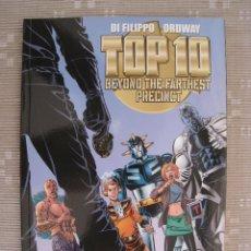 Cómics: TOP 10, BEYOND THE FARTHEST PRECINCT - DI FILIPPO / ORDWAY-AMERICA´S BEST COMICS.. Lote 51474064