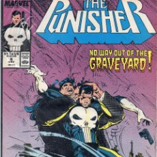 Cómics: COMIC MARVEL USA 1988 PUNISHER VOL2 Nº 8 (EXCELENTE ESTADO). Lote 51555929