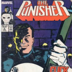 Cómics: COMIC MARVEL USA 1988 PUNISHER VOL2 Nº 5 (EXCELENTE ESTADO). Lote 51575505