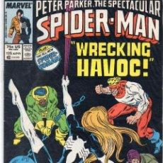 Cómics: COMIC MARVEL USA 1987 SPECTACULAR SPIDERMAN Nº 125 EXCELENTE ESTADO. Lote 51647397