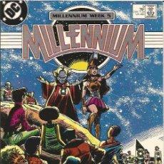 Cómics: MILLENNIUM # 5 (DC,1987). Lote 51742274