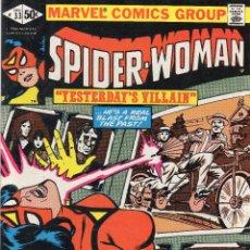 Cómics: COMIC MARVEL USA 1980 SPIDERWOMAN Nº 33 EXCELENTE ESTADO. Lote 51806965