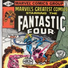 Cómics: COMIC MARVEL USA 1980 MARVEL`S GREATEST COMICS Nº 85 EXCELENTE ESTADO. Lote 51919106