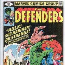 Cómics: COMIC MARVEL USA 1979 THE DEFENDERS Nº 78 EXCELENTE ESTADO. Lote 51919245