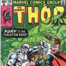 Cómics: COMIC MARVEL USA 1979 THE MIGHTY THOR Nº 288 EXCELENTE ESTADO. Lote 51919439