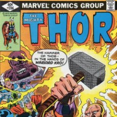 Cómics: COMIC MARVEL USA 1979 THE MIGHTY THOR Nº 286 EXCELENTE ESTADO. Lote 51919514